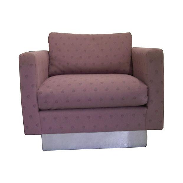 Image of Harvey Probber Style Lounge Chair