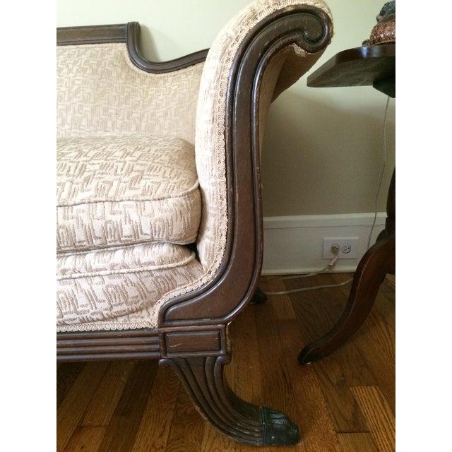 Duncan Phyfe Antique Sofa - Image 6 of 8
