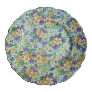 James Kent Chintz Plate