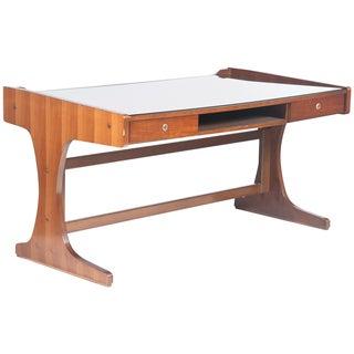 1960's Italian Rosewood Desk