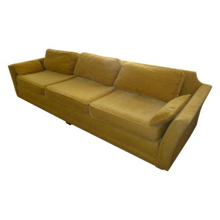 Marge Carson Sofa with Down Pillows