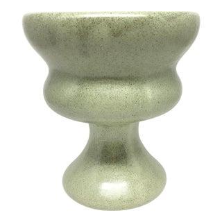 Mid-Century Modern Sage Planter Vase