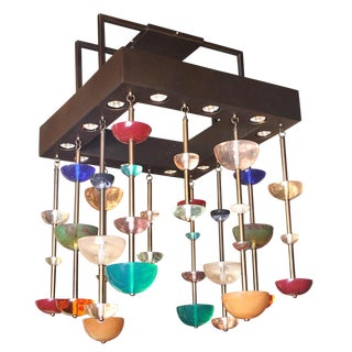 Van Teal Among the Stars Ursa Minor Chandelier
