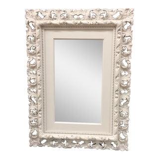 Mirror in Antique Frane