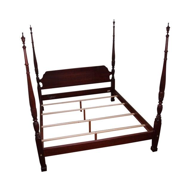 Ethan Allen Georgian Court King Bed