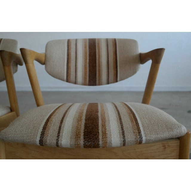 Kai Kristiansen Model 42 Dining Chairs - Set of 6 - Image 9 of 9