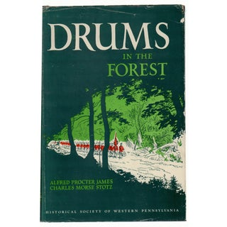 Drums in the Forest by Alfred Proctor James