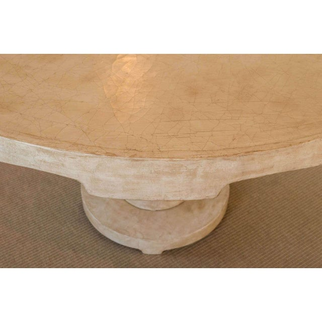 Moroccan Inspired Round Center Table - Image 7 of 8