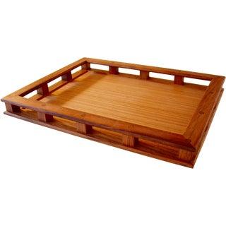 Dansk Mid-Century Modern Teak Wood Tray
