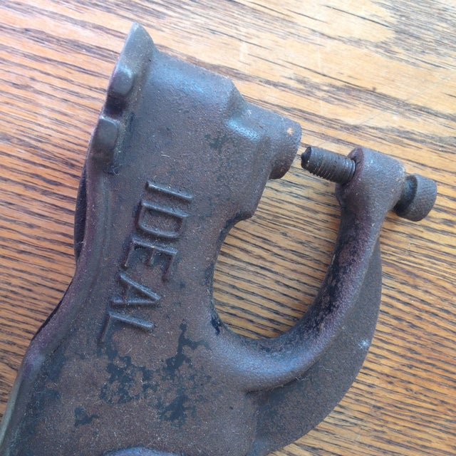 Image of Antique Primitive Tool Leather Riveter
