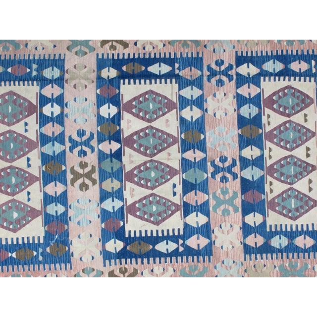 """Leon Banilivi Anatolian Kilim - 8'2"""" X 11'3"""" - Image 4 of 5"""