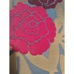 Image of Osborne & Little Pink & Purple Peonies Fabric- 2 Yards