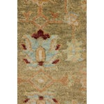 """Image of New Traditional Hand Knotted Area Rug - 4'1"""" x 6'3"""""""