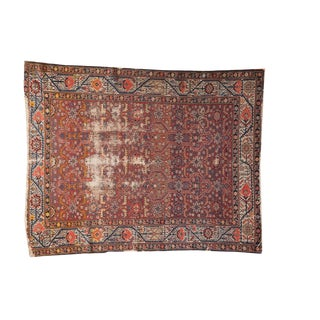 "Antique Malayer Rug- 5'1"" x 6'1"""