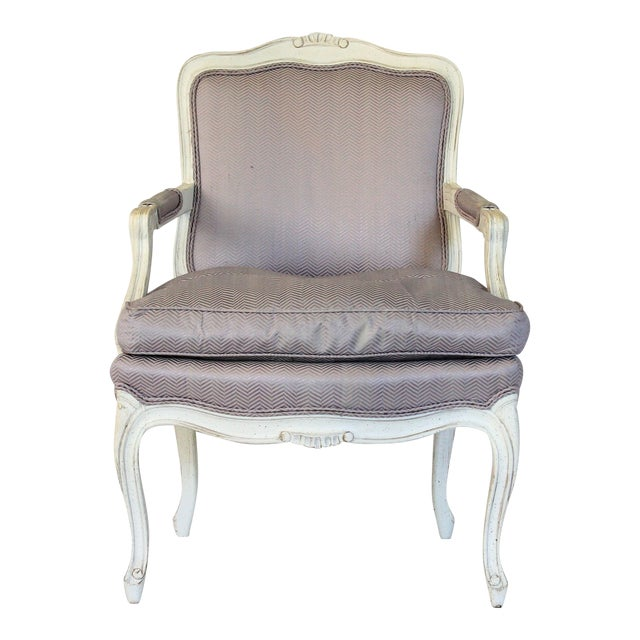 Henredon Bergere Accent Chair - Image 1 of 11