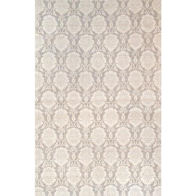 """Pasargad Modern Sari Silk Area Rug - 5'0"""" x 8'0"""" - Image 1 of 2"""