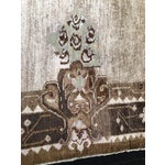 "Image of Vintage Turkish Oushak Rug - 7'8""x10'7"""