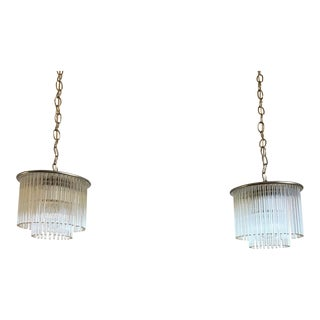 Sciolari Pendant Lights by Lightolier - A Pair