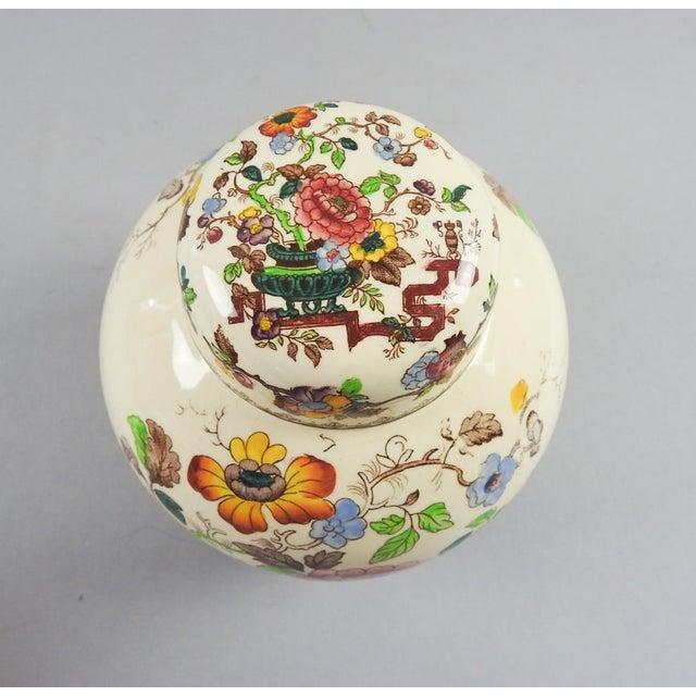 Vintage English Mason S Ginger Jar Chairish