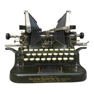 C.1910 Oliver No. 5 Typewriter