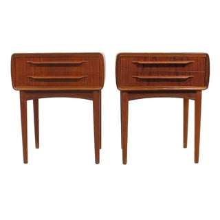 Johannes Andersen Danish Teak Tables