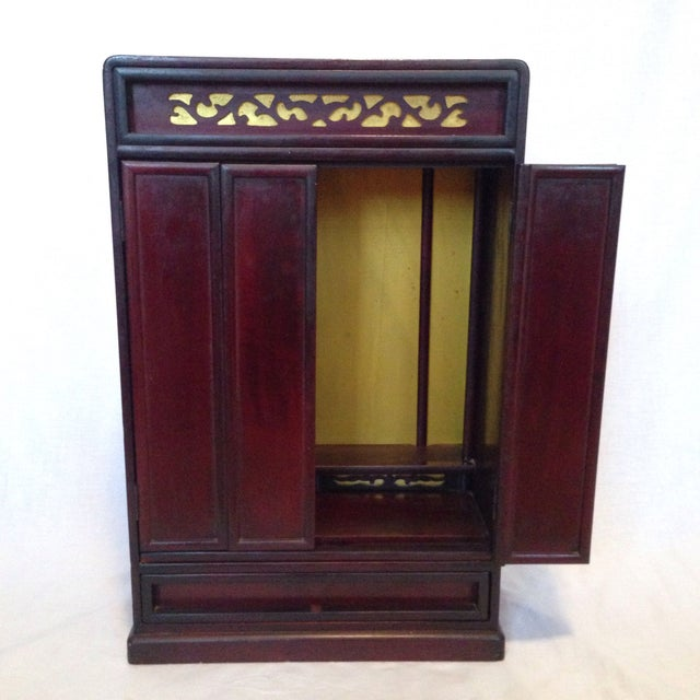 Image of Vintage Japanese Alter
