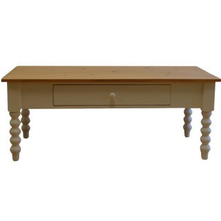 Farmhouse Spindle Coffee Table