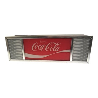 Vintage Coca-Cola Lighted Sign