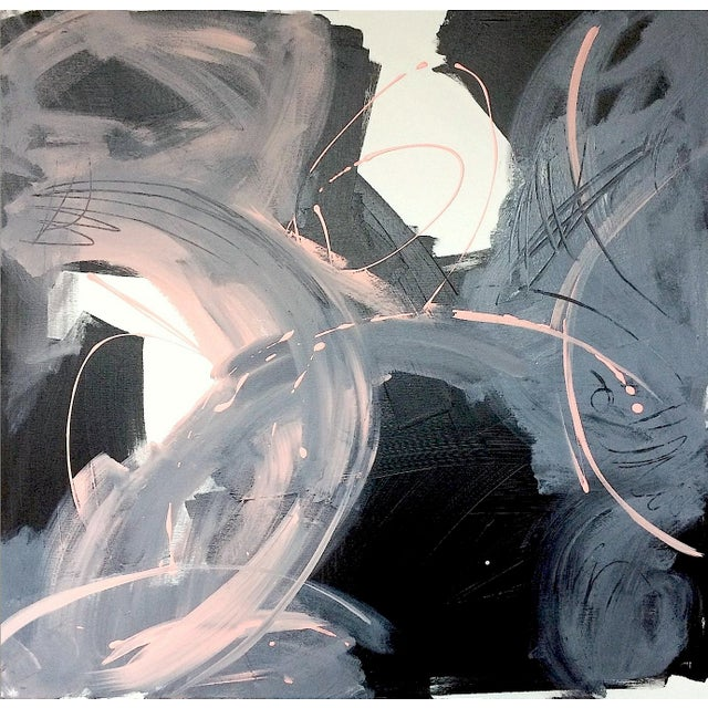 Linnea Heide Lazarus Abstract Painting - Image 1 of 7