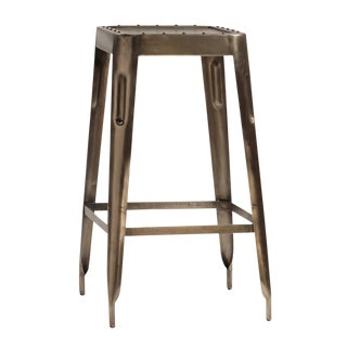 Aluminum Metal Bar Stool
