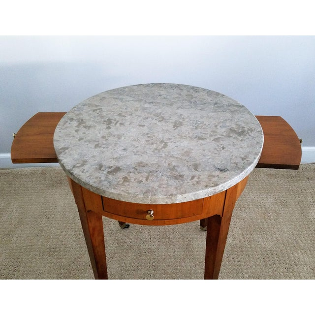 Image of Baker Signature Bouillotte Tables - A Pair