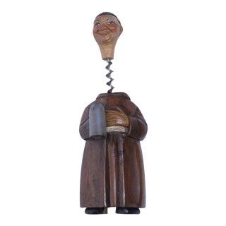 Rare Vintage Anri Monk Corkscrew