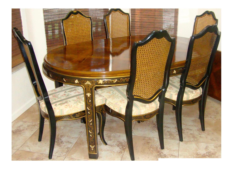 Vintage Used Drexel Heritage Dining Tables Chairish