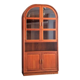 Dyrlund China Cabinet - Danish Modern