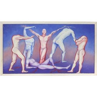 Lori Madison Surrealistic Painting