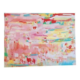 'Bermuda Biangle' Contemporary Painting