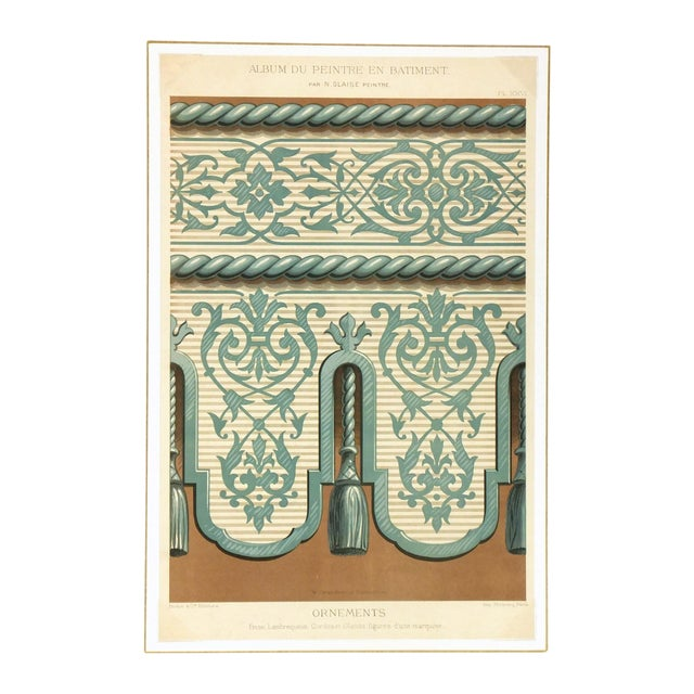 Antique French Decorative Arts, C. 1890 - Image 1 of 4