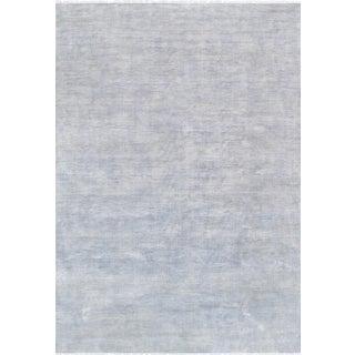 "Pasargad Transitional Silk & Wool Area Rug - 9'11"" X 14' 5"""