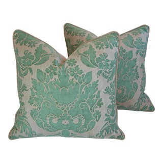 Fortuny Vivaldi Feather & Down Pillows - a Pair