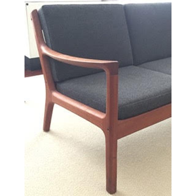 Ole Wanscher Teak 3-Seat Sofa - Image 6 of 7