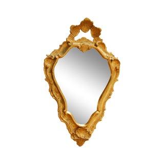 Venetian Rococo Gilt Mirror