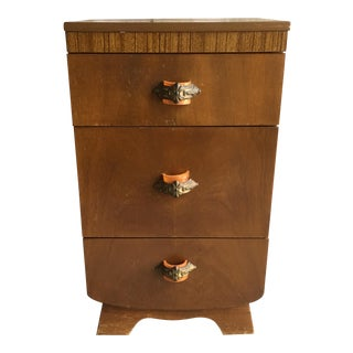 Wright Furniture Company Mid-Century Modern Nightstand