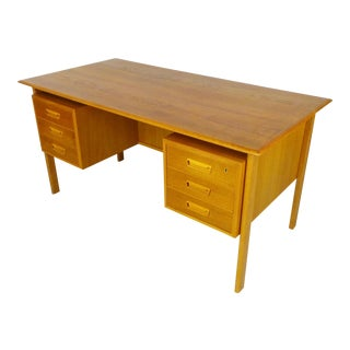 Mid-Century Modern Executive Desk