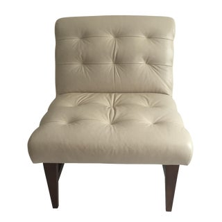 Mitchell Gold & Bob Williams Sergio Leather Chair