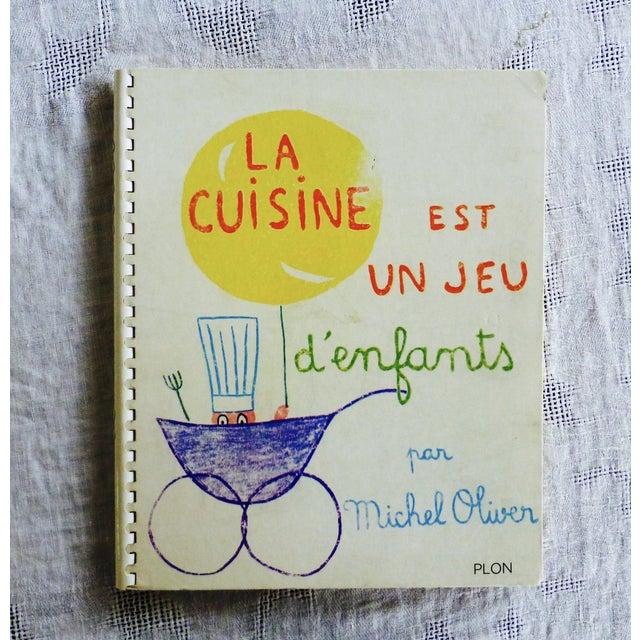 La Cuisine Est Un Jeu D'enfants, Michel Oliver - Image 2 of 11