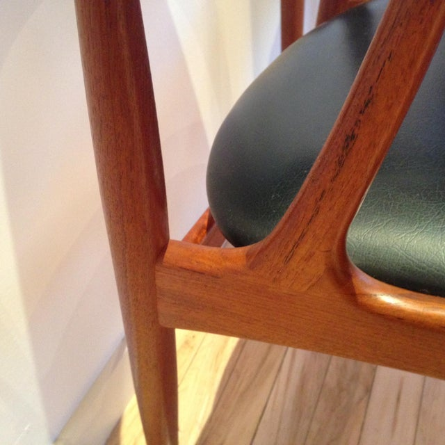 Image of Johannes Anderson Teak Dining Chairs - Set of 6