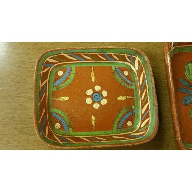 Tlaquepaque Mexican Bowls - Set of 3 - Image 5 of 7