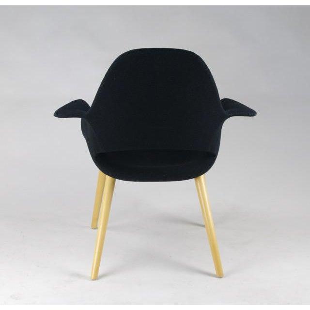 Charles Eames & Eero Saarinen Vitra Organic Chair - Image 5 of 9