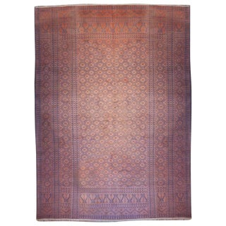 Wonderful Early 20th Century Saveh Kilim Rug