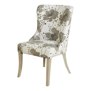 Selamat Designs Spotted Floral Mayfair Dining Chair
